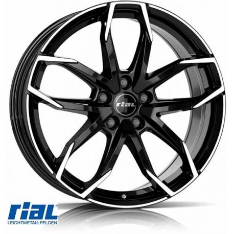 RIAL LUCCA BD 7,5X17, 5X115/45 (70,2) (Z) KG760