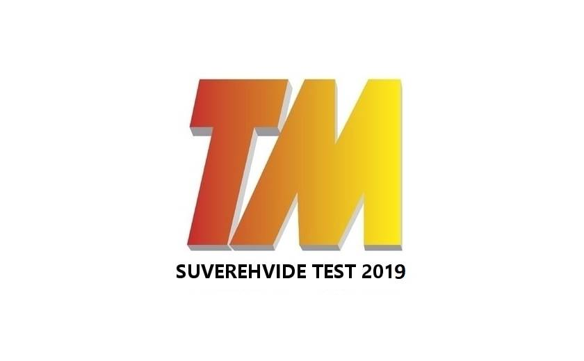"SUMMER TIRES 2019 ""TEHNIKAMAAILM"" TEST"