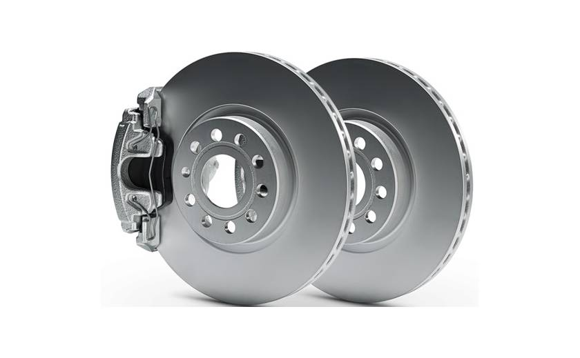 Replacement of brake pads and discs in Tallinn